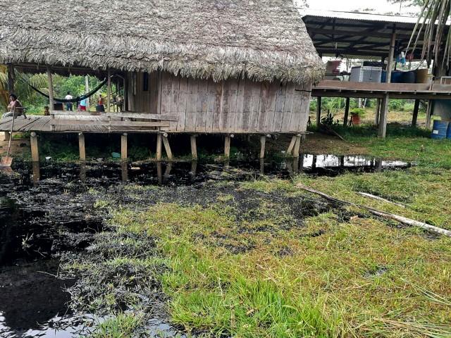 Perú: Nuevo derrame de petróleo afecta a comunidades indígenas en Loreto