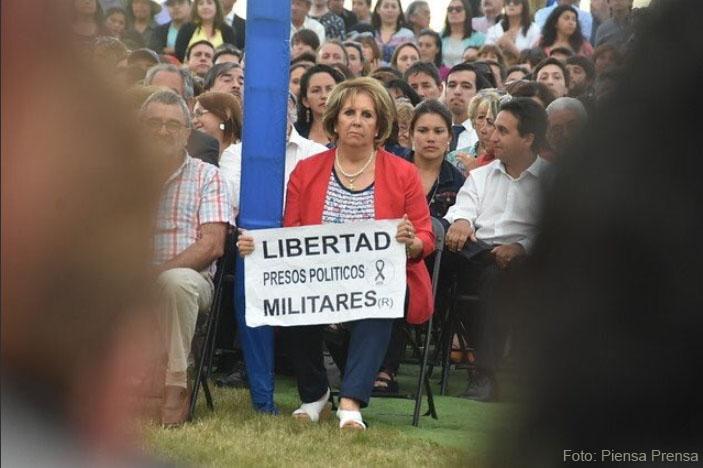 La Core UDI que pidió a Bachelet libertad para presos militares y el brutal crimen que condenó a su esposo