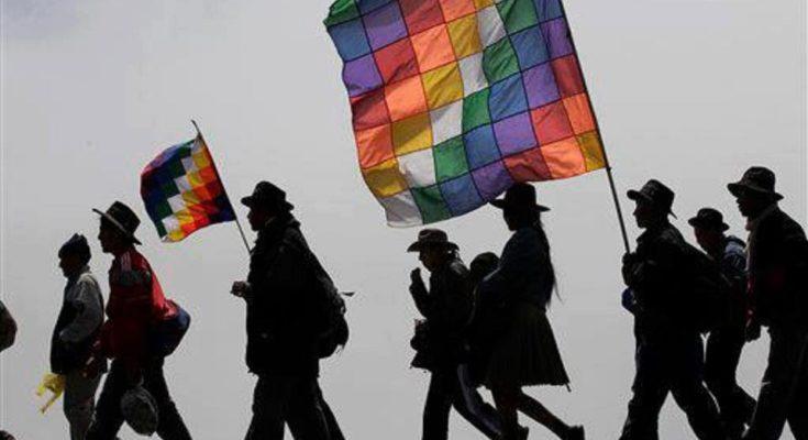 Constituyentes indígenas piden crear Comisión de Derechos de los Pueblos Originarios y Plurinacionalidad