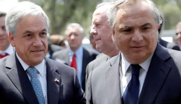 No entendieron nada: Piñera llama a Chadwick para liderar propuesta constitucional de Chile Vamos