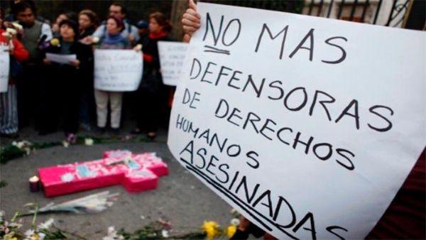 Colombia: continúan los asesinatos a líderes sociales con los casos de dos mujeres en febrero