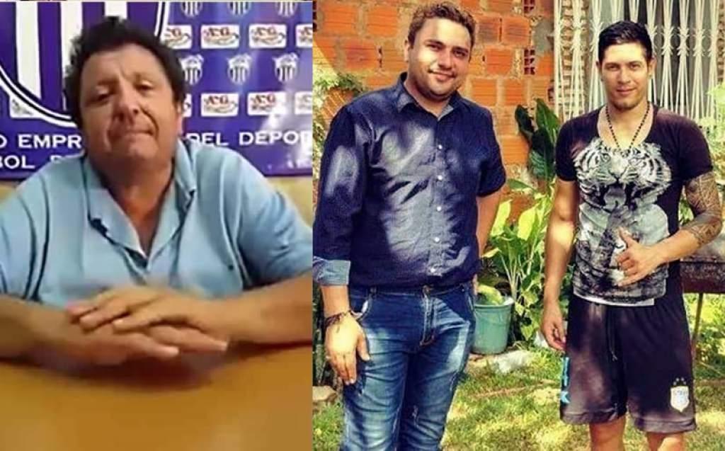 Dramático relato del escándalo sexual en el fútbol paraguayo