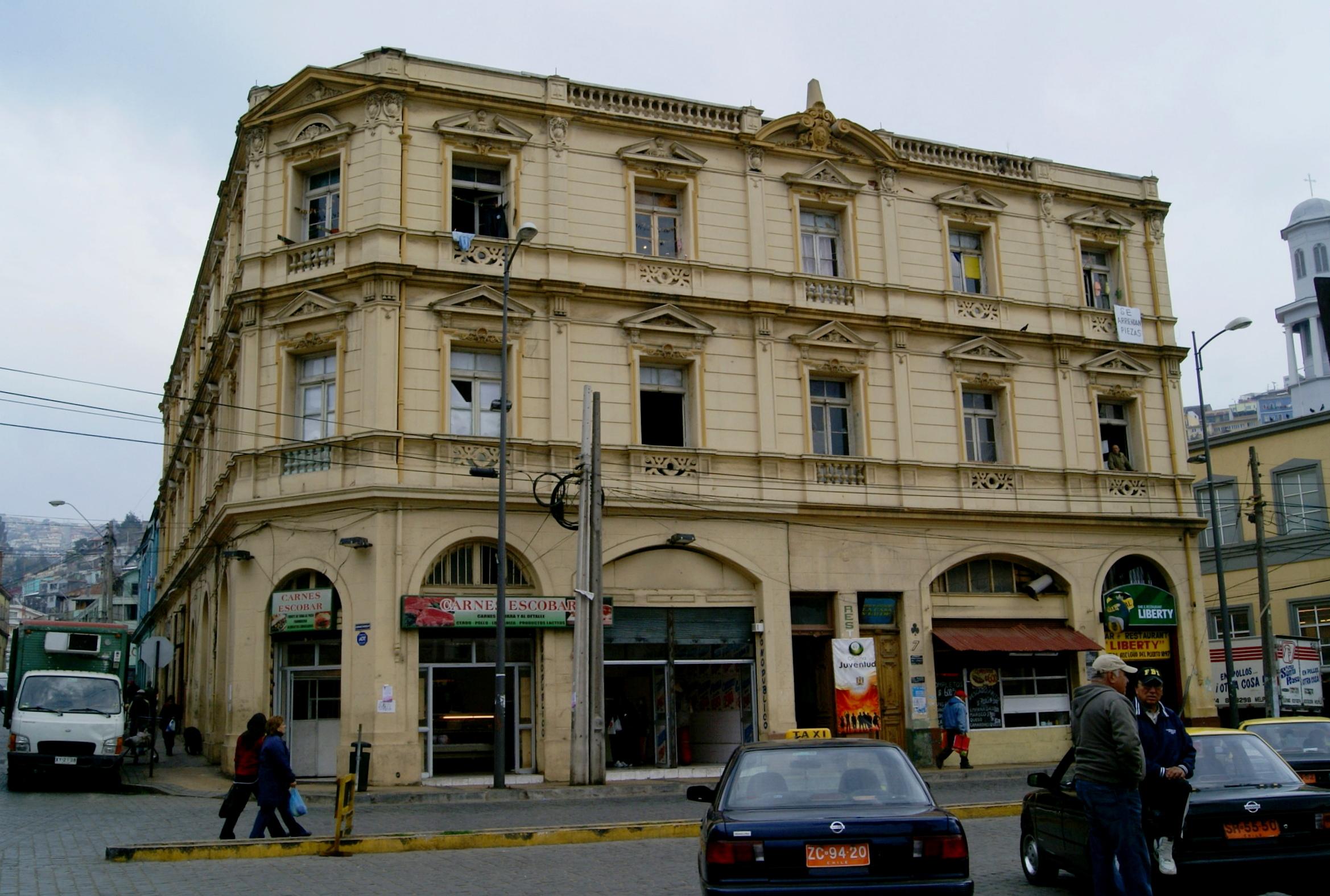 Valparaíso: Los detalles del proyecto de restauración del patrimonial edificio Tassara