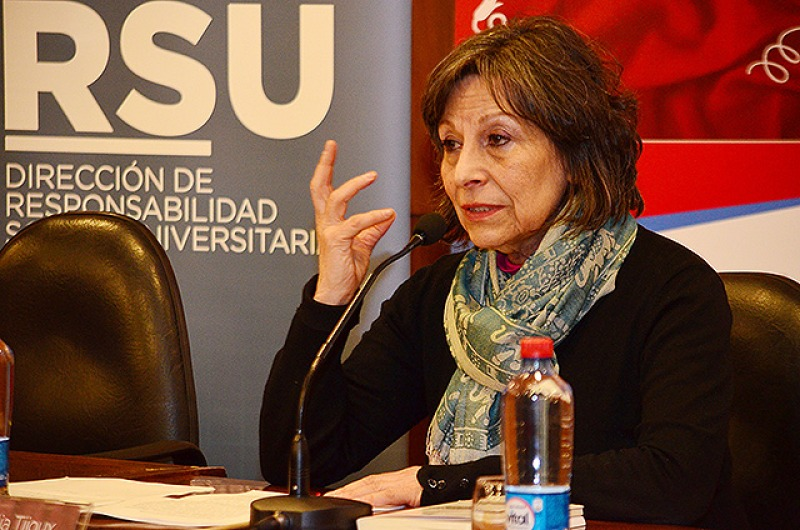 Socióloga M. E. Tijoux por «pedófilos ahorcados» en Providencia: «Es un retroceso a siglos anteriores»