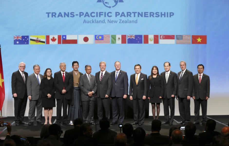 """Chile Mejor Sin TLC cuestiona """"renovación"""" del texto del nuevo TPP"""