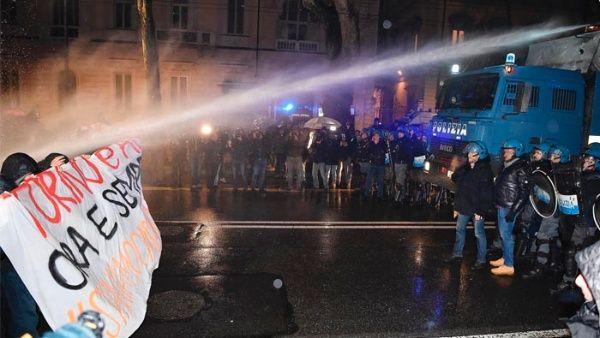 Italia: grupos antifascitas se manifiestan contra campañas de odio en alza