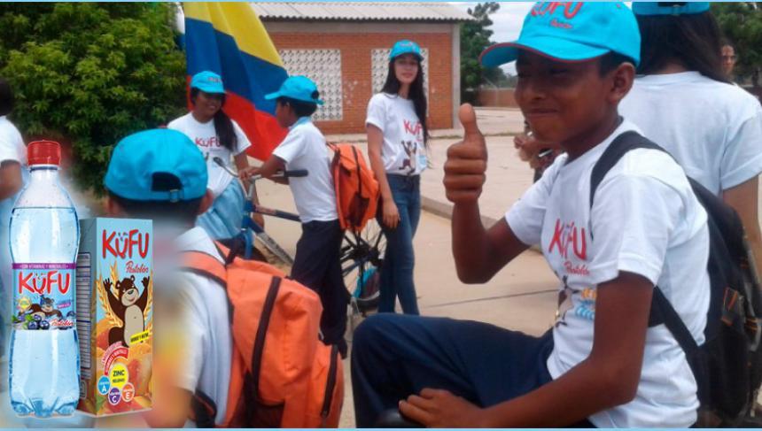 Famosa empresa de bebidas habría experimentado con 3.000 niños de etnia colombiana