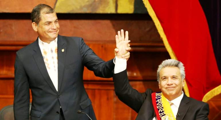 """Periodista ecuatoriano analiza escenario político del país: """"Ahora puede pasar que todos estén contra Moreno, incluido Correa"""""""