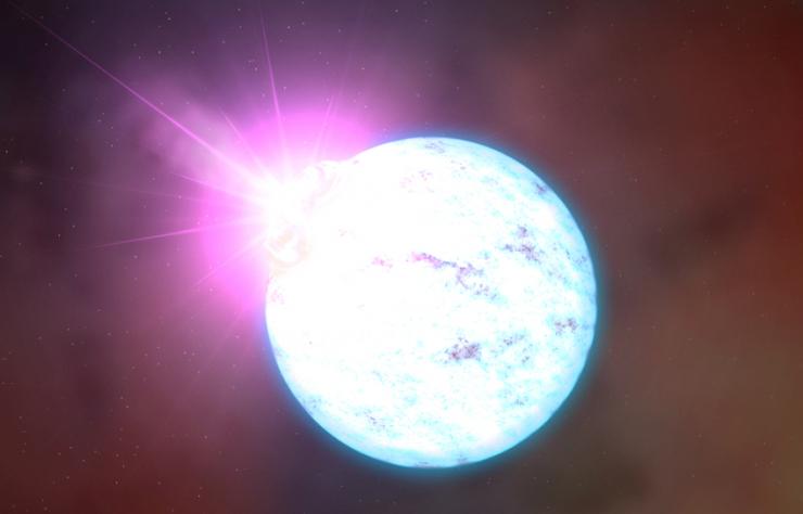 Ahora los científicos saben por qué las estrellas de neutrones tienen un brillo tan poderoso