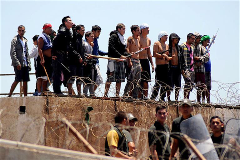 Presos de Río de Janeiro liberan a todos los rehenes luego de motín