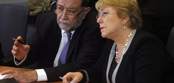 Comunicación privada y datos personales: Los graves reparos al gobierno de Bachelet