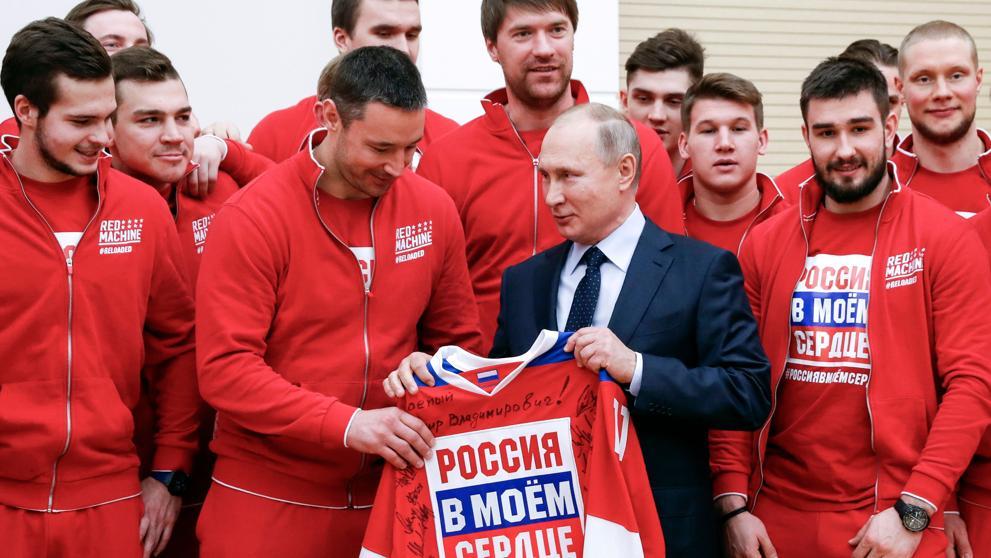 TAS anula 28 sanciones del COI a atletas rusos y podrán competir en los Juegos de Pyeongchang