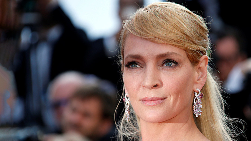 #MeToo: Uma Thurman revela que sufrió acoso sexual por parte de un actor cuando era menor de edad
