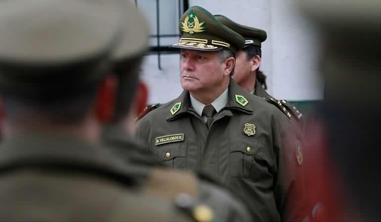 Fraude en Carabineros: Corte de Santiago mantiene en prisión preventiva a ex generales directores Villalobos y González