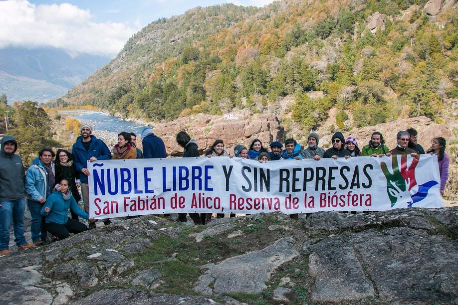 Repudian criminalización a defensores del río Ñuble tras querella de Gobernación