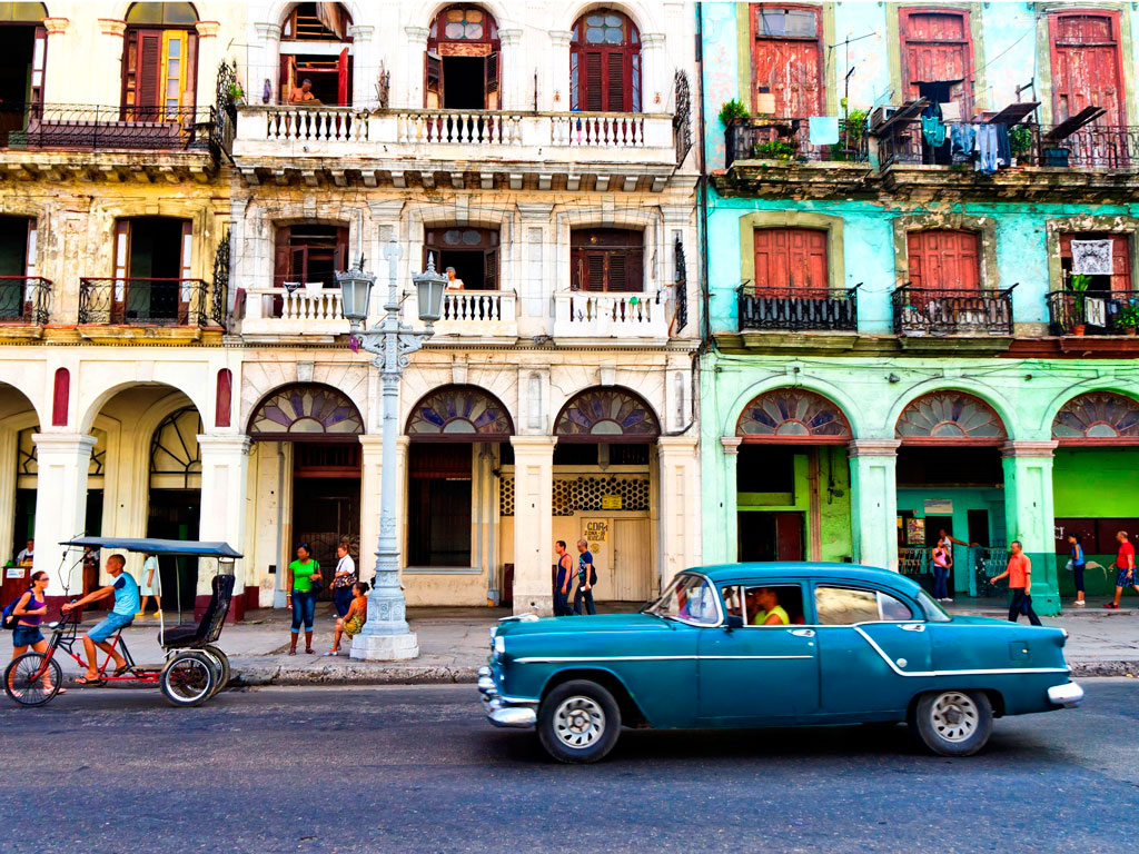 Miles de brasileros visitaron la isla cubana
