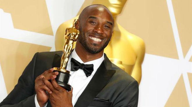 Kobe Bryant gana el Oscar a 'Mejor Corto Animado' por 'Dear Basketball'