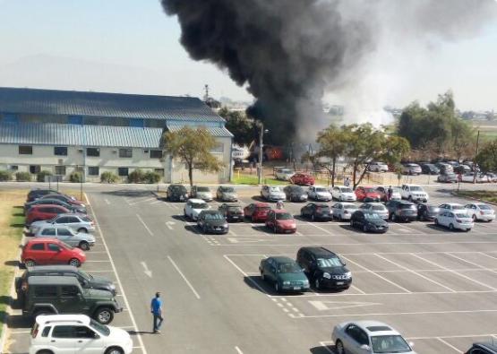 Dos oficiales de la Fuerza Aérea mueren en accidente de avión