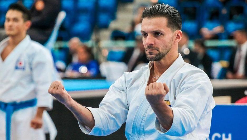 Antonio Díaz quedó subcampeón en el Premier League de Karate