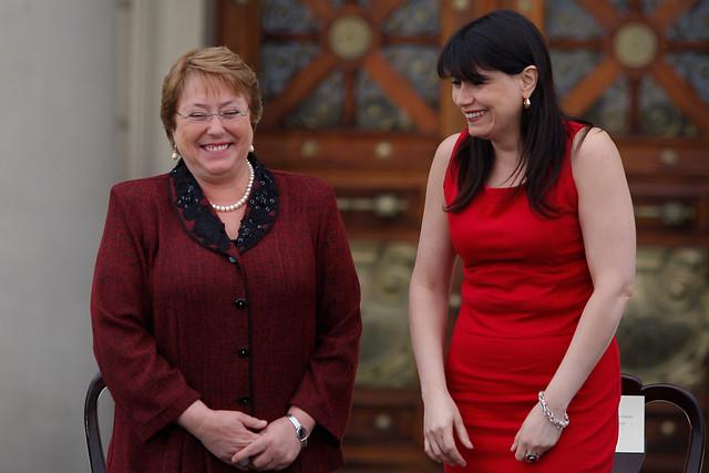 Lorena Pizarro califica como «indignante» la falta de voluntad de Bachelet para cerrar el penal de Punta Peuco