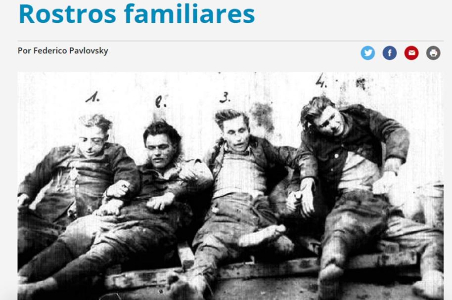 """Buscan sancionar al diario argentino Página/12 con polémica """"Ley del Holocausto"""""""