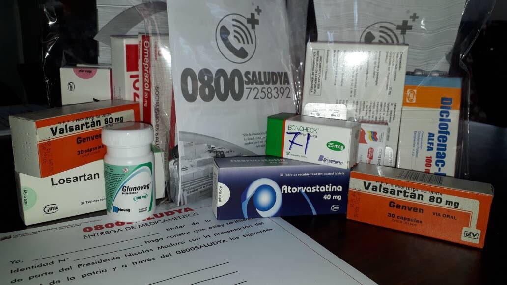 ¿A qué se debe la falta de medicamentos en Venezuela?