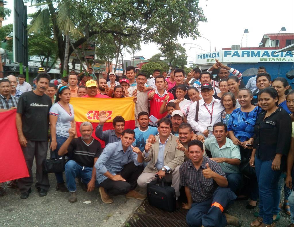 Grupo de campesinos venezolanos  solicitan profundizar reforma agraria