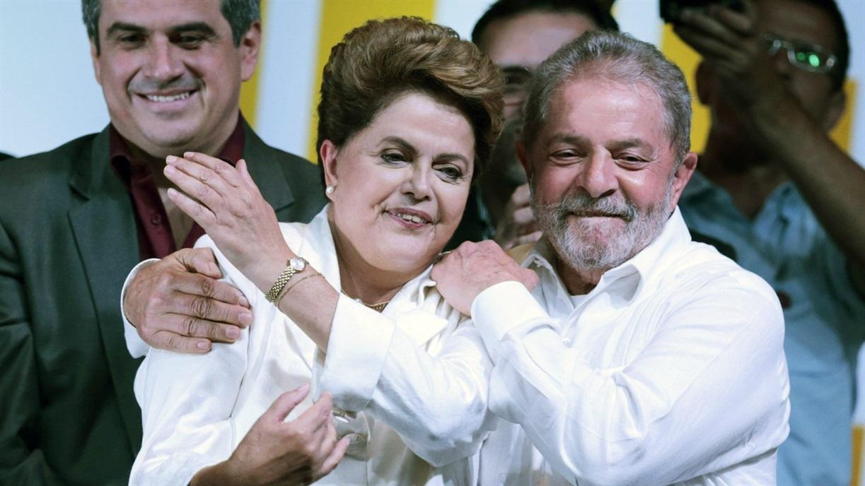 Netflix busca desprestigiar a Rousseff y a Lula
