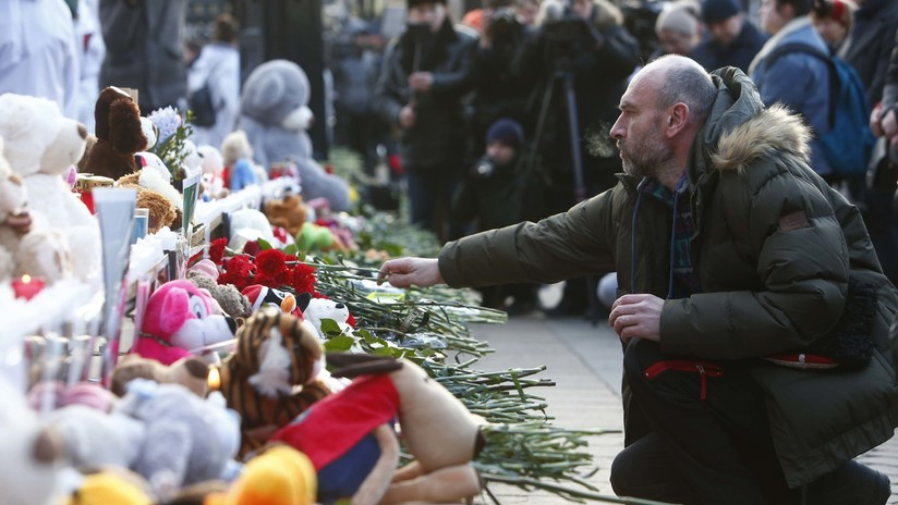 Este miércoles inician las exequias de víctimas de Kemerovo