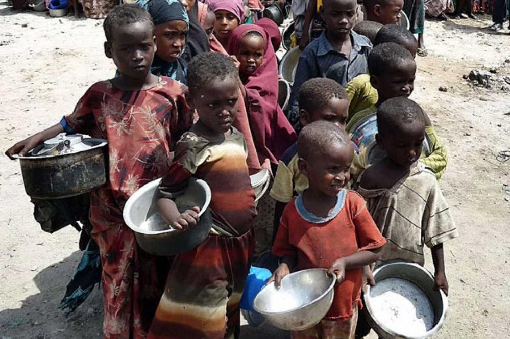 Hambruna en el mundo se incrementa