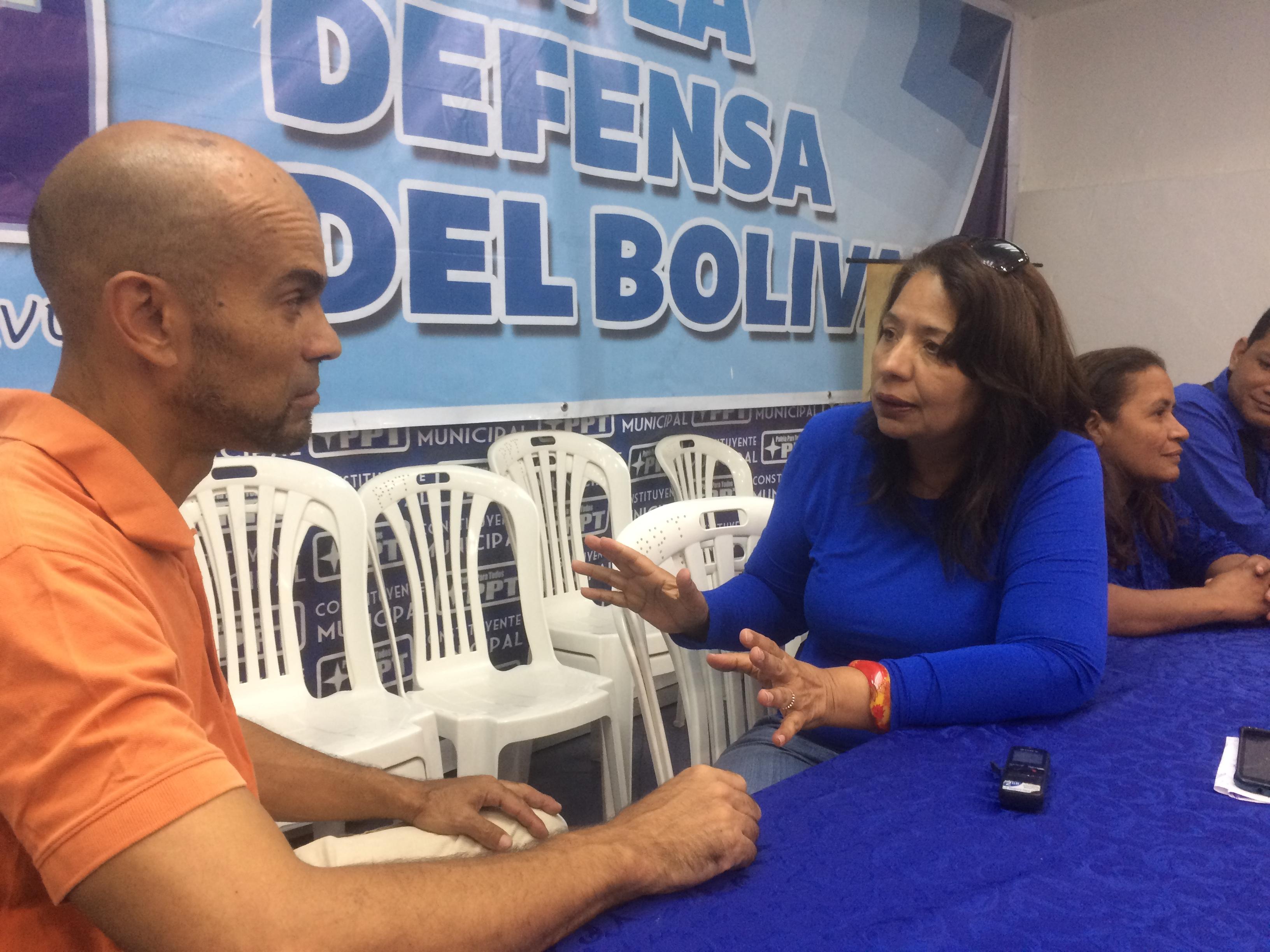 PPT solicitará juicio contra opositores venezolanos