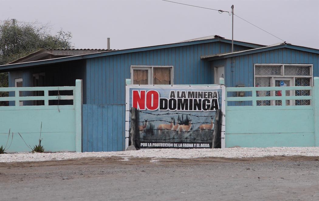 """Califican como """"triquiñuela para ganar tiempo"""" proceso de conciliación en proyecto Dominga"""