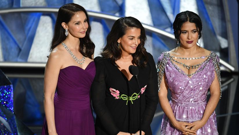 Premios Óscar: conmovedor discurso de las víctimas de Harvey Weinstein