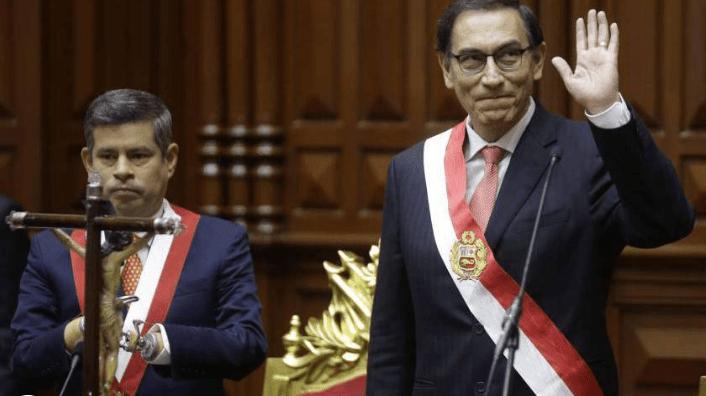 Presidente de Perú busca armar gabinete  ministerial que le permita la gobernabilidad