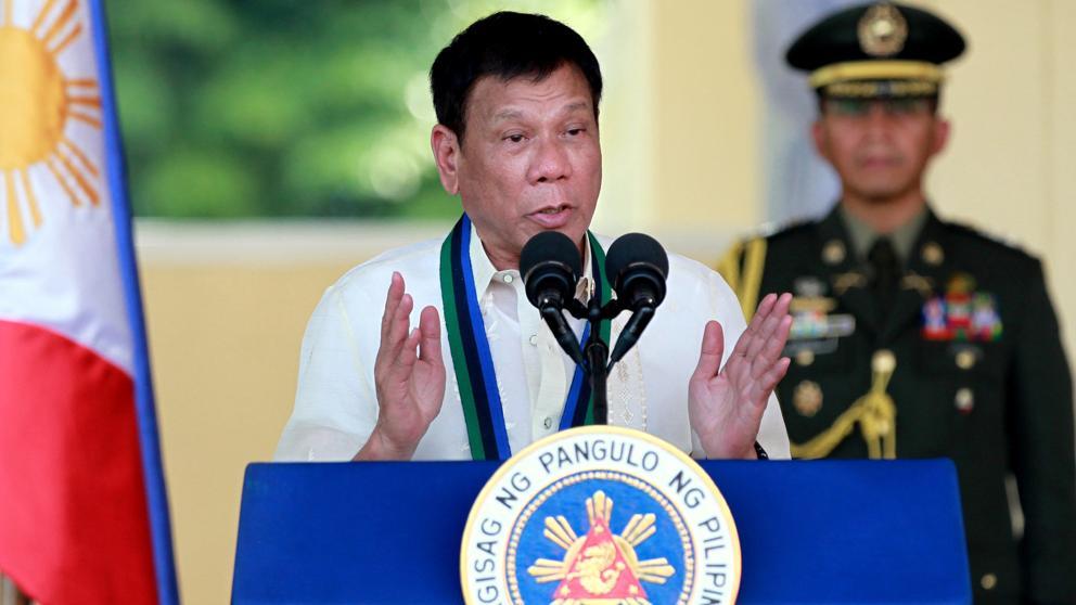 La ONU contra el controversial presidente de Filipinas: «Necesita una evaluación psiquiátrica»