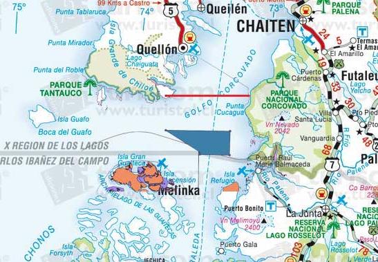 Federación de Pescadores de Las Guaitecas presentó recurso para detener resolución de Sernapesca que autoriza verter agua contaminada con marea roja en hábitat de la ballena azul