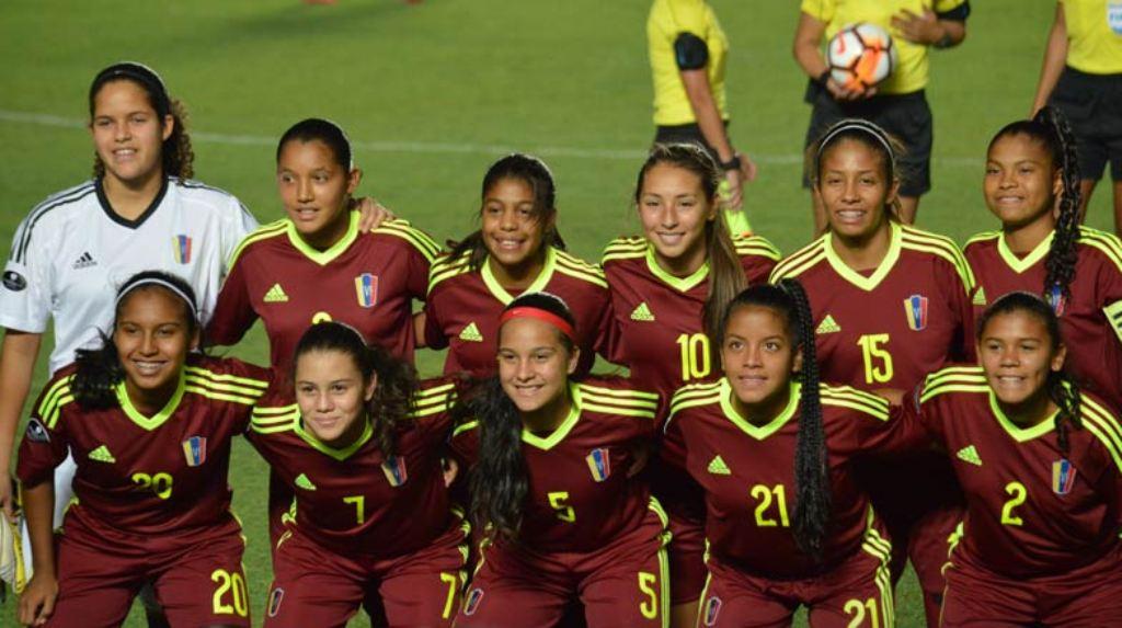 Venezuela contra Chile reanudan suramericano femenino sub 17