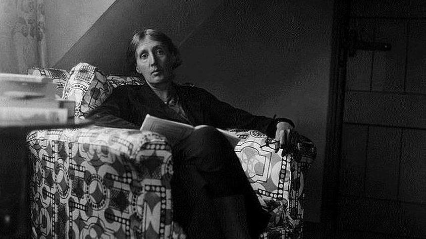 Virginia Woolf adelantada a su tiempo