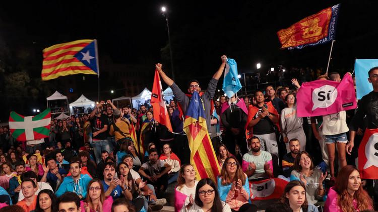Puigdemont afirma que «no se puede mantener a Cataluña en España contra su voluntad»