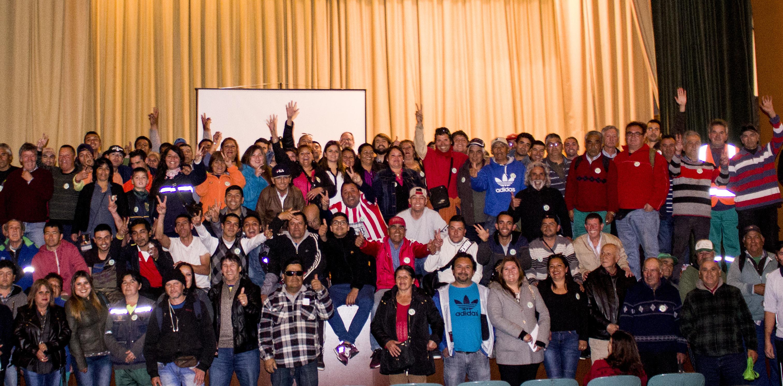 Cooperativa de trabajadores se adjudica licitación para hacerse cargo del aseo en Valparaíso