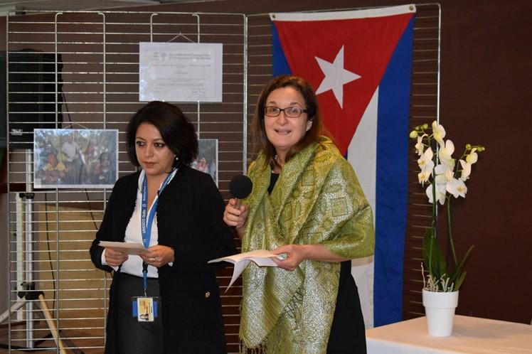 La tradición del punto cubano llegó a la Unesco