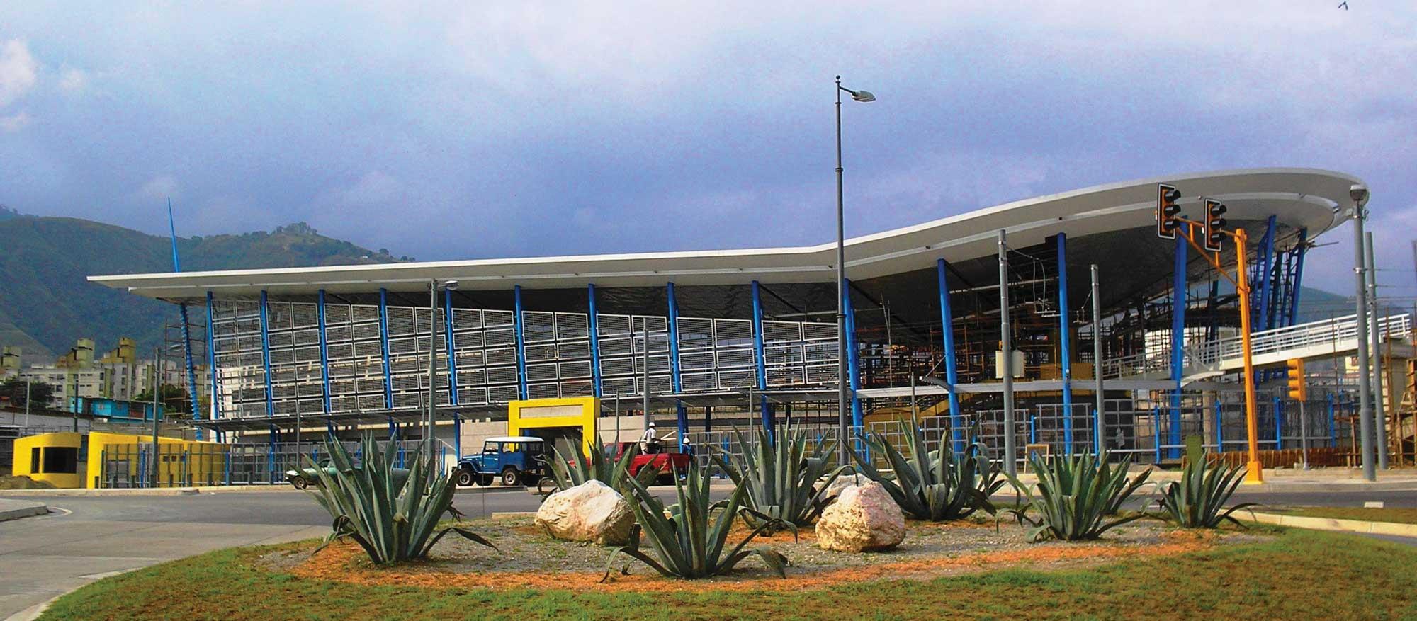 Obra arquitectónica venezolana se expone en VI Bienal en Bolivia