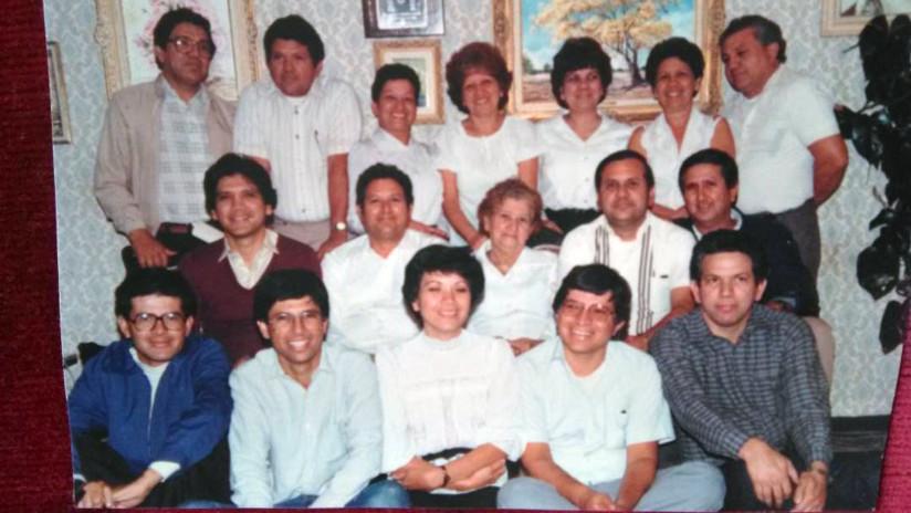Familia Venezolana busca acreditarse récord Guiness