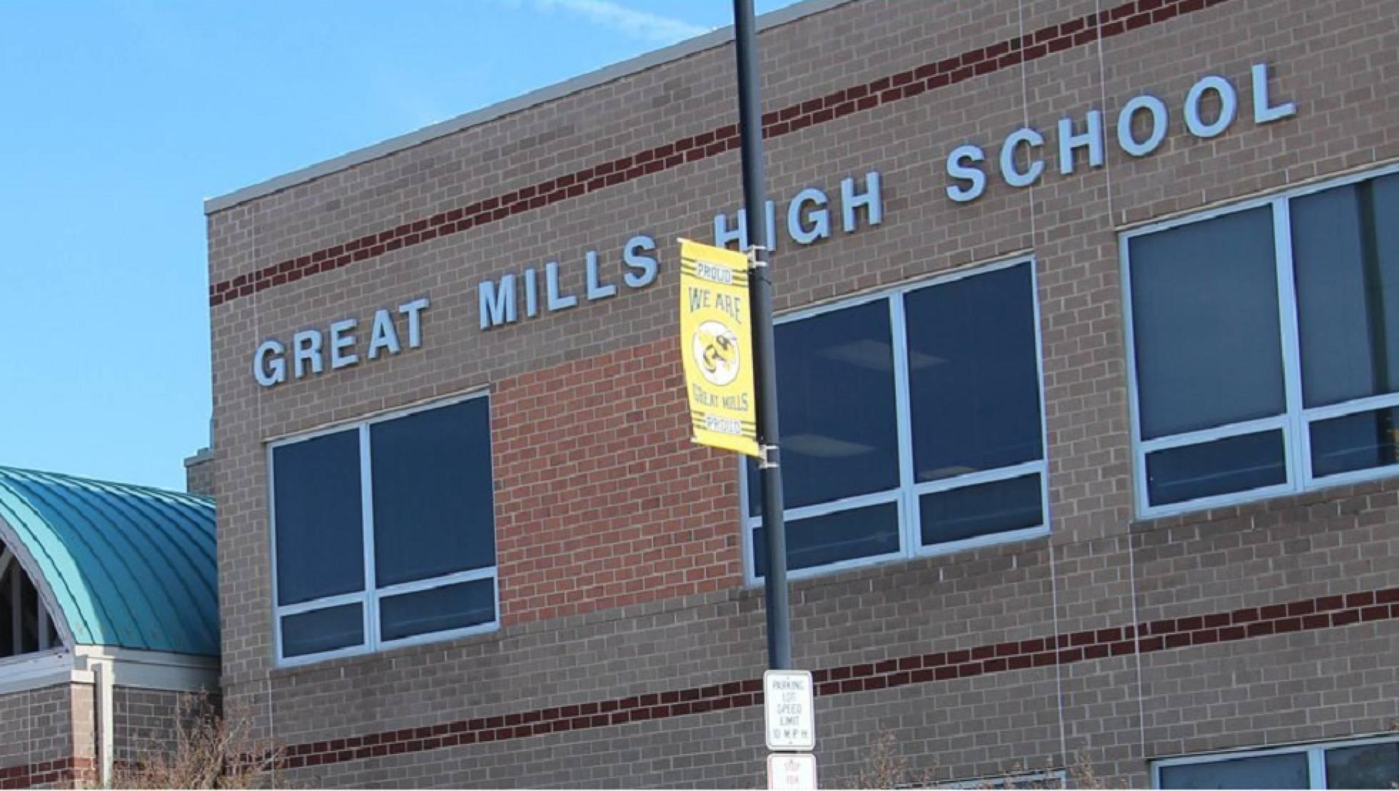 Tiroteo en escuela de Maryland dejó heridos