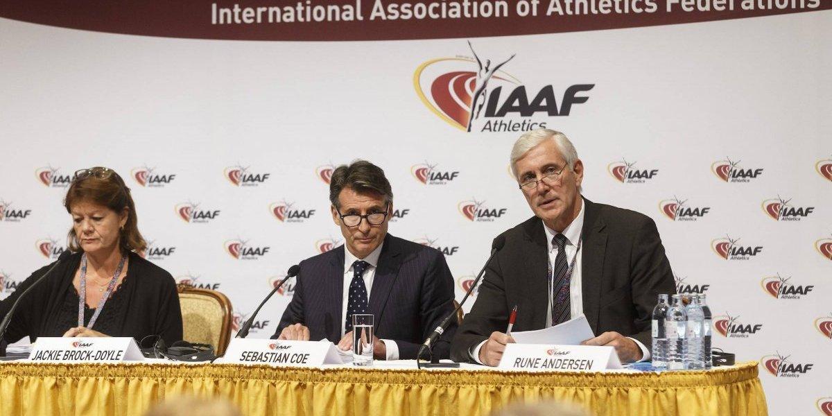 Continúa suspensión de atletas rusos por IAAF