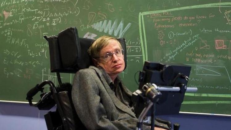 De qué se trata la ecuación que irá grabada en la lápida de Stephen Hawking