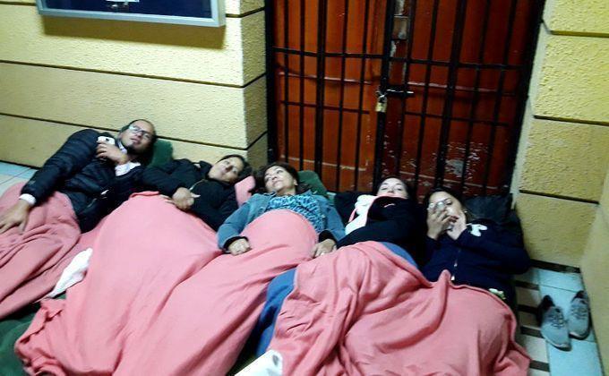 Lota: Profesores iniciaron una huelga de hambre por despidos injustificados