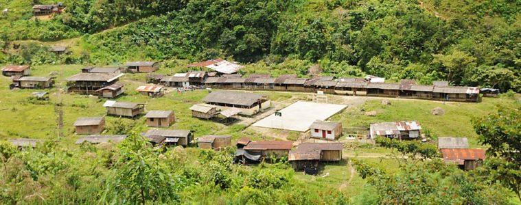 Desplazamientos Forzados en Colombia