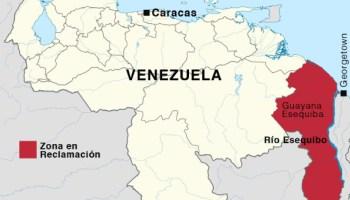 Funcionarios guyaneses imponen su ley en territorio en disputa con Venezuela