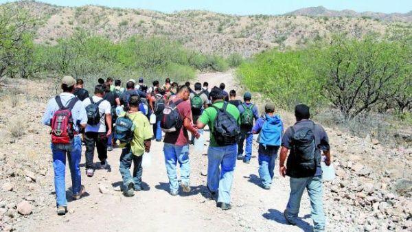 México: Migrantes viajaban hacinados en un camión hacia Estados Unidos